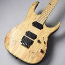 Ibanez RG721MSM/Natural Flat エレキギター 【アイバニーズ Premium(プレミアム)シリーズ】 【福岡イムズ店】 【現物画像】【...
