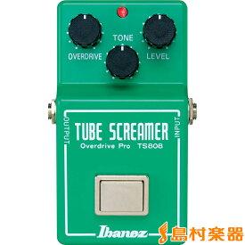 Ibanez TS808 オーバードライヴ Tube Screamer チューブスクリーマー 【アイバニーズ】