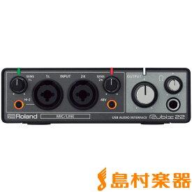 Roland RUBIX22 USB オーディオインターフェイス 【ローランド】