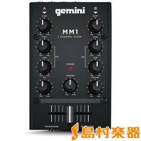 GEMINI MM1 DJミキサー 【ジェミナイ】
