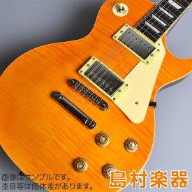 Burny SRLG55 Vintage Lemon Drop レスポールタイプ エレキギター 【バーニー】【新品特価】