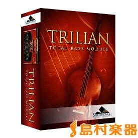 【6/19迄 特価】 Spectrasonics Trilian ベース音源 USB版 【スペクトラソニックス】