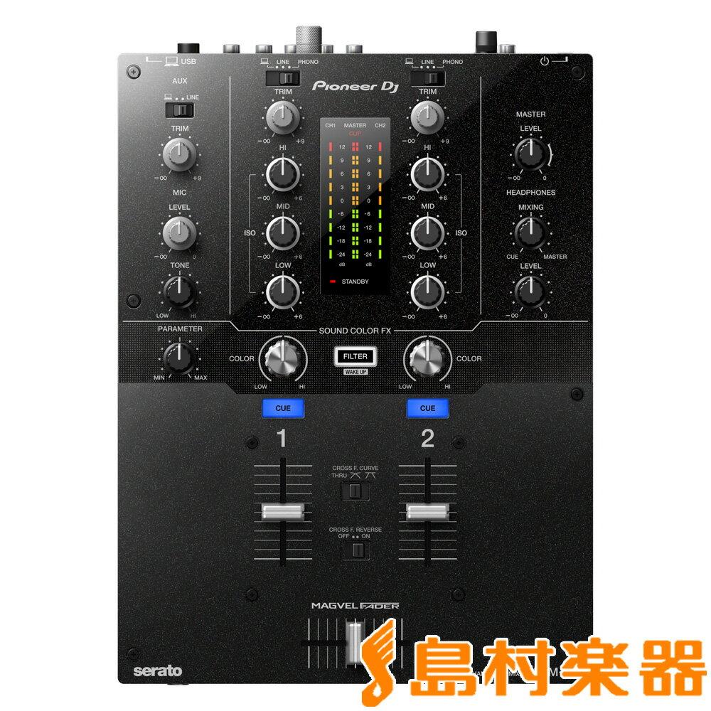 Pioneer DJ DJM-S3 serato DJ対応 DJミキサー 【パイオニア】