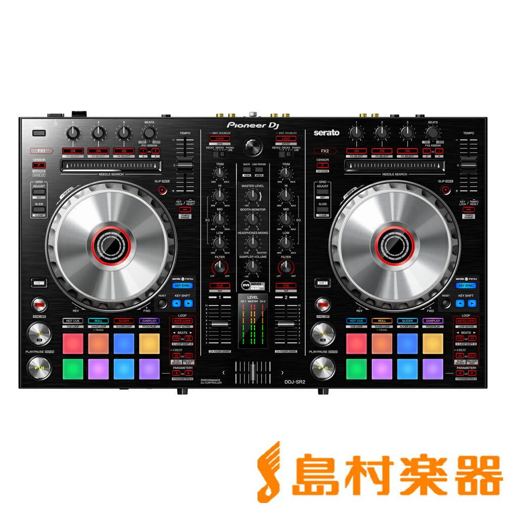 Pioneer DDJ-SR2 serato DJ用 DJコントローラー 【パイオニア】