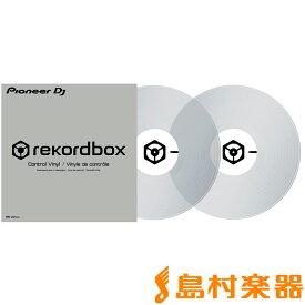 Pioneer DJ RB-VD1-CL クリア rekordbox dvs 専用 コントロールバイナル 2枚入り 【パイオニア】
