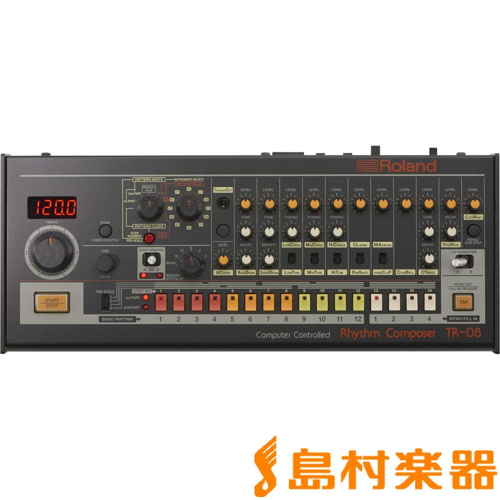 Roland Boutique TR-08 Rhythm Composer リズムマシン 【ローランド】