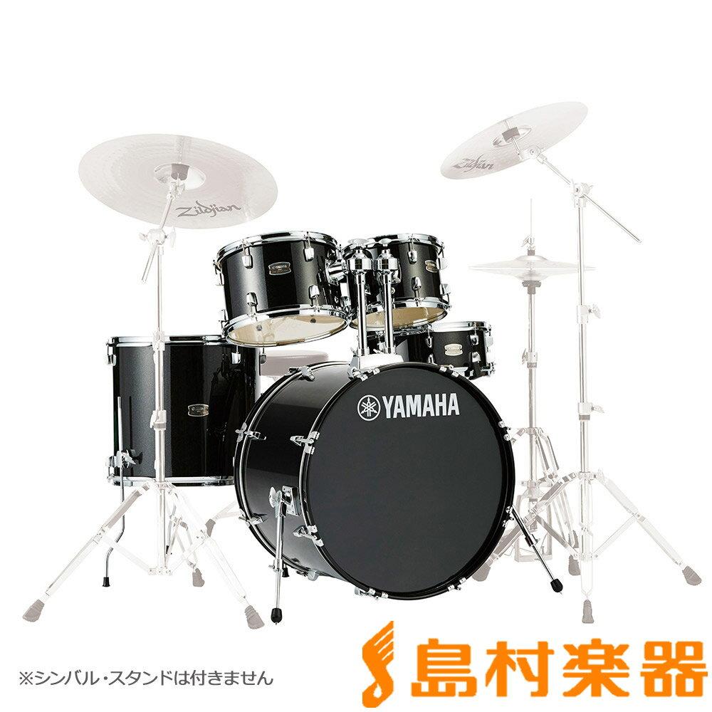 YAMAHA RYDEEN RDP0F5BLG ドラム シェルセット ブラックグリッター 【バスドラム20インチ仕様】 【ヤマハ ライディーン】