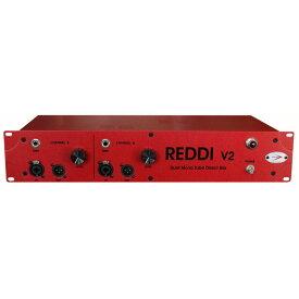A-Designs Audio REDDI-V2 2ch チューブ DI 【エーデザインオーディオ】