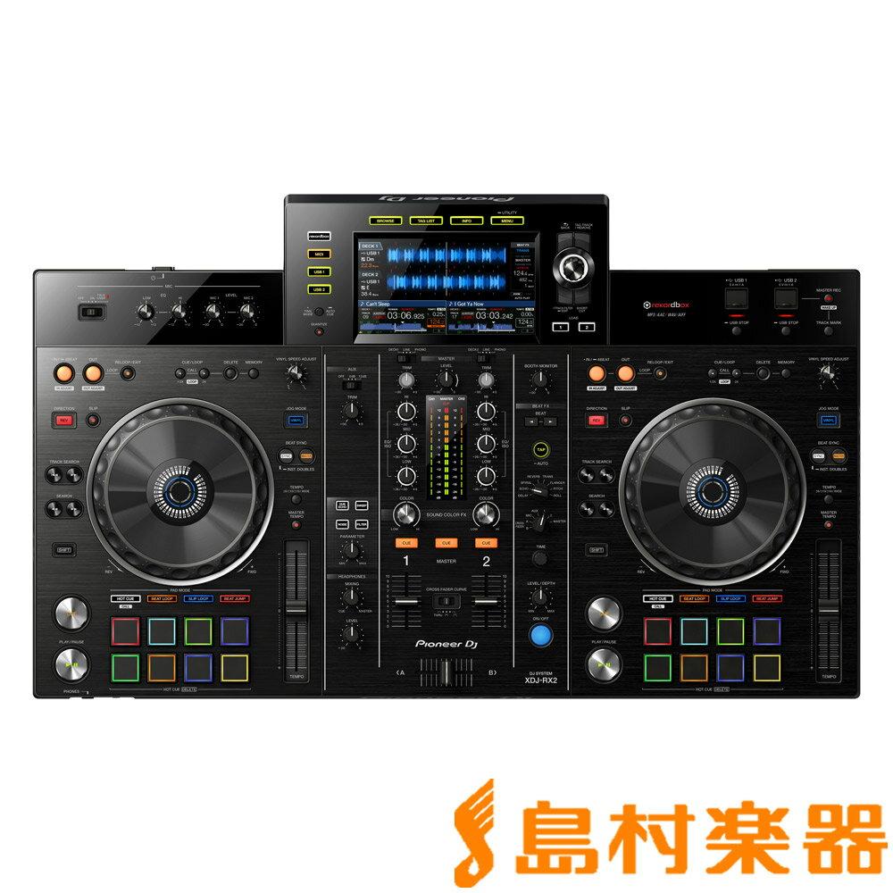 Pioneer XDJ-RX2 プレーヤー ミキサー 一体型DJシステム 【パイオニア】