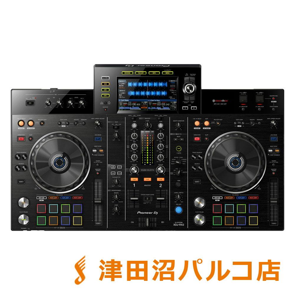 Pioneer XDJ-RX2 プレーヤー ミキサー 一体型DJシステム 【パイオニア XDJRX2】【津田沼パルコ店】