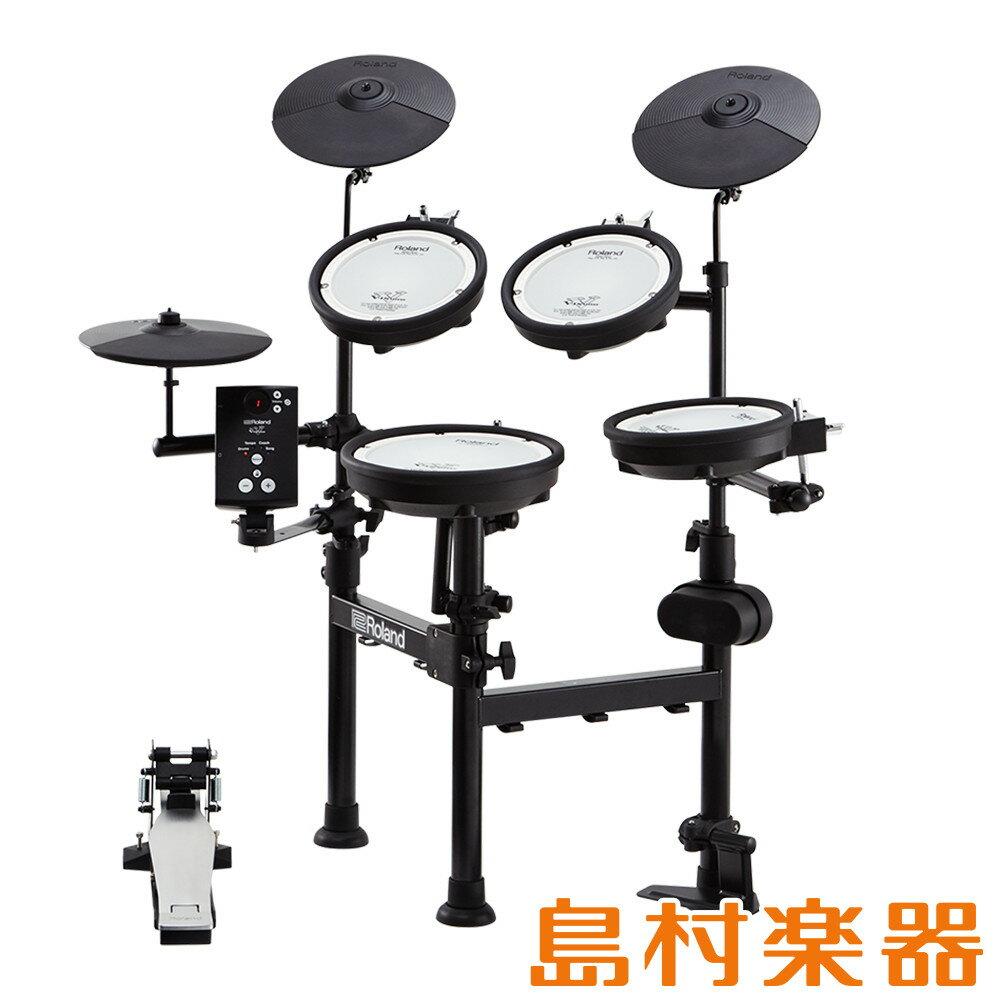 Roland TD-1KPX2 V-Drums Portable 電子ドラム セット 【折りたたみ式】 【ローランド TD1KPX2】
