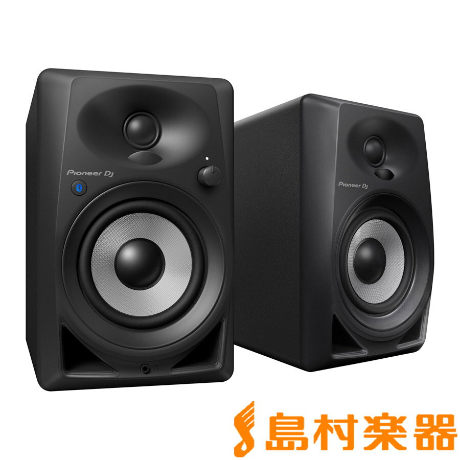 Pioneer DM-40BT ブラック Bluetooth ワイヤレスモニタースピーカー 【パイオニア DM40BT】