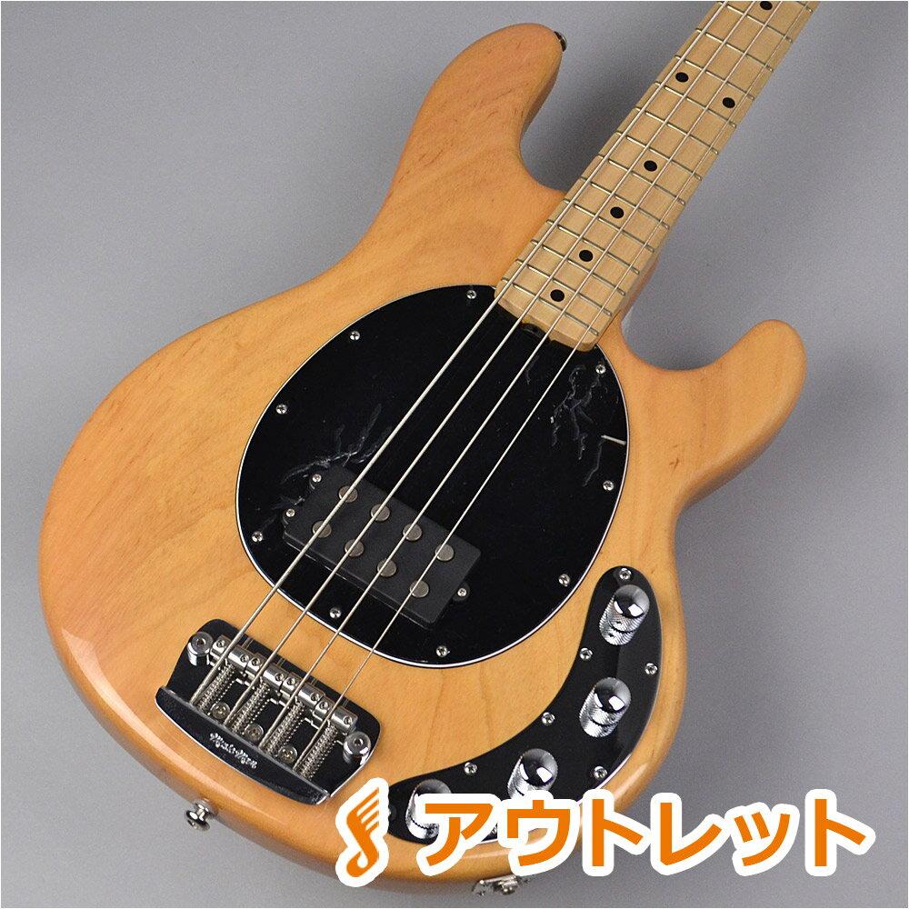 MUSICMAN StingRay4/M/BK natural S/N:E90014 【ミュージックマン スティングレイ4】【りんくうプレミアムアウトレット店】【アウトレット】