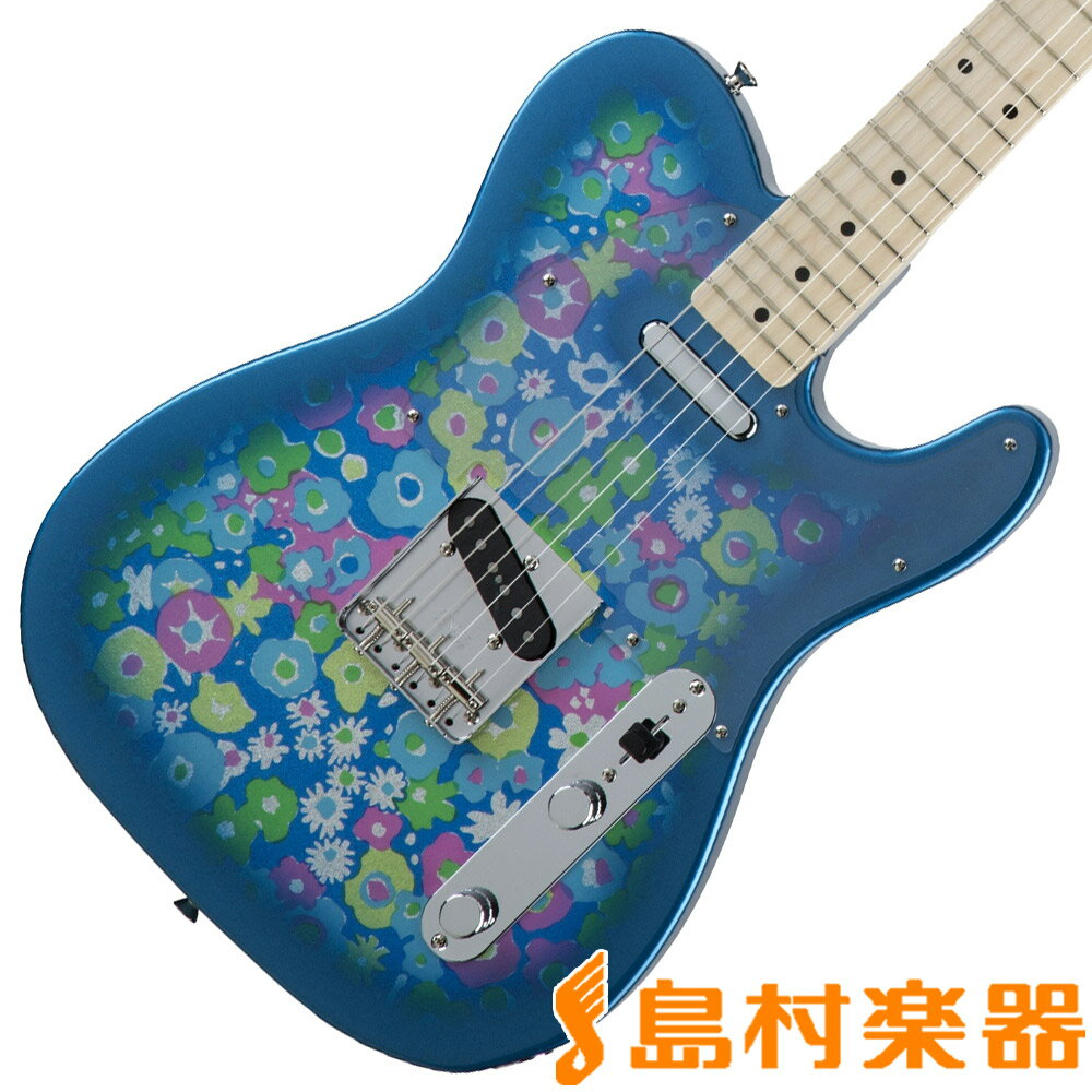 Fender Made in Japan Traditional 69 Telecaster Blue Flower テレキャスター エレキギター 【フェンダー】