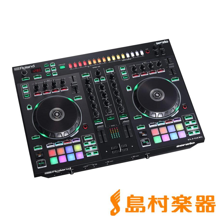 Roland AIRA DJ-505 DJコントローラー [ serato DJ対応] 【ローランド DJ505】