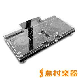 DECKSAVER DS-PC-XDJRX2 [Pioneer XDJ-RX2]用 機材保護カバー 【デッキセーバー】