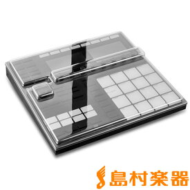 DECKSAVER [ NATIVE INSTRUMENTS Maschine MK3/ Maschine+]用 機材保護カバー 【デッキセーバー DS-PC-MASCHINEMK3】