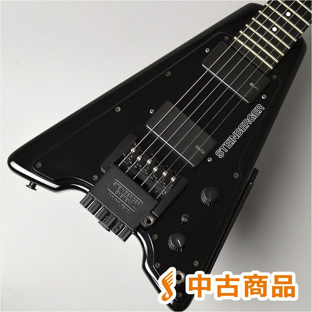 Steinberger GP2S BK エレキギター ヘッドレス 【中古】 【スタインバーガー】【梅田ロフト店】