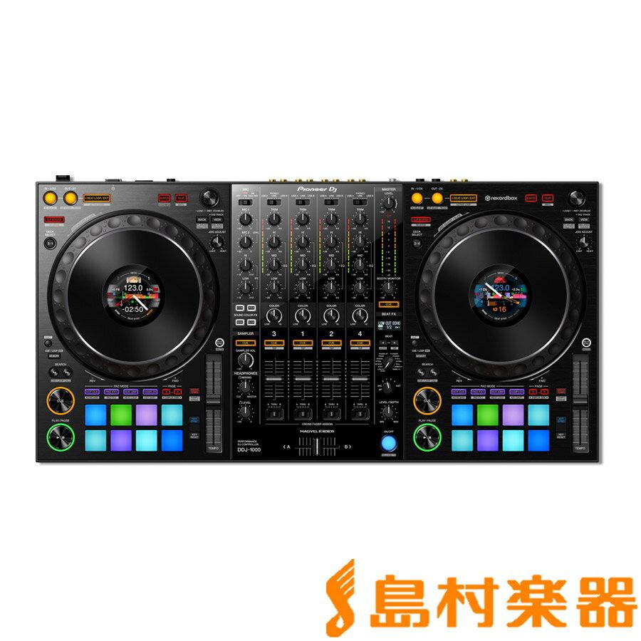 Pioneer DDJ-1000 rekordbox dj専用コントローラー 【パイオニア DDJ1000】【予約受付中:2018年1月25日発売予定】