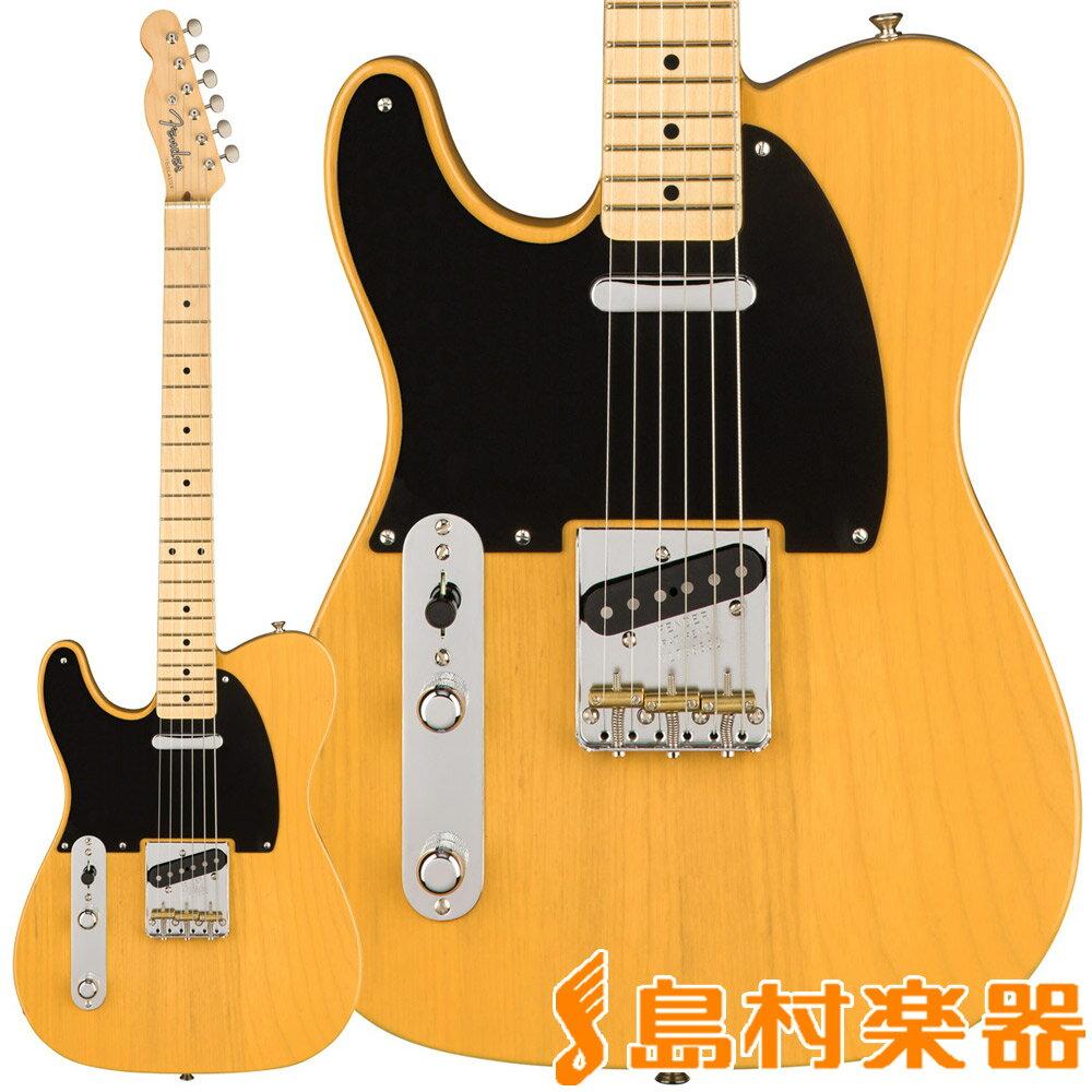 Fender American Original '50s Telecaster Left Handed Butterscotch Blonde テレキャスター 【フェンダー】【レフティ】