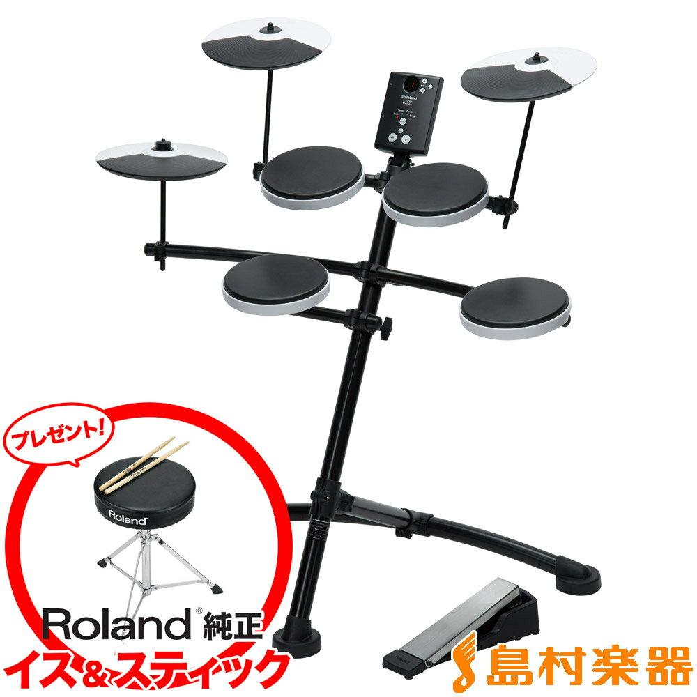 Roland TD-1K 電子ドラムセット Vドラム V-Drums Kit 【ローランド TD1K】【イス・スティックプレゼント5月6日まで】