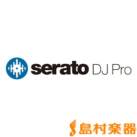 Serato DJ Pro DJソフトウェア 【セラート】