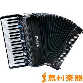 Roland V-Accordion FR-3X (ブラック) Vアコーディオン [中型 ピアノ鍵盤タイプ] 【ローランド FR3X】