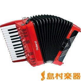 Roland V-Accordion FR-1X (レッド) Vアコーディオン [小型 ピアノ鍵盤タイプ] 【ローランド FR1X】