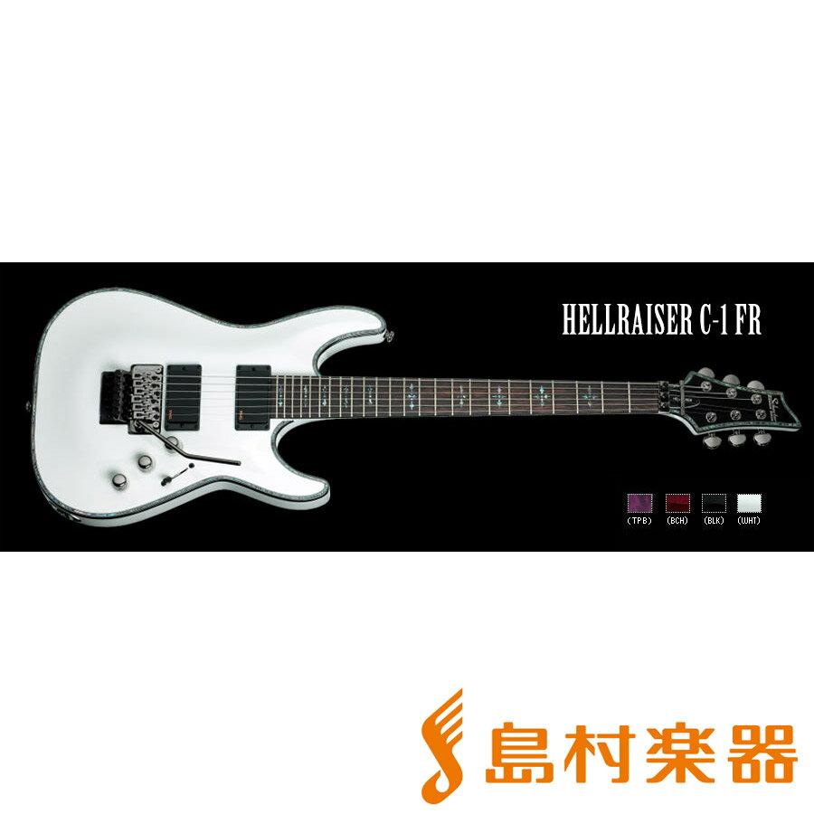 SCHECTER AD-C1-FR-HR WHT HELLRAISER C-1 FR エレキギター DIAMOND SERIES 【シェクター】