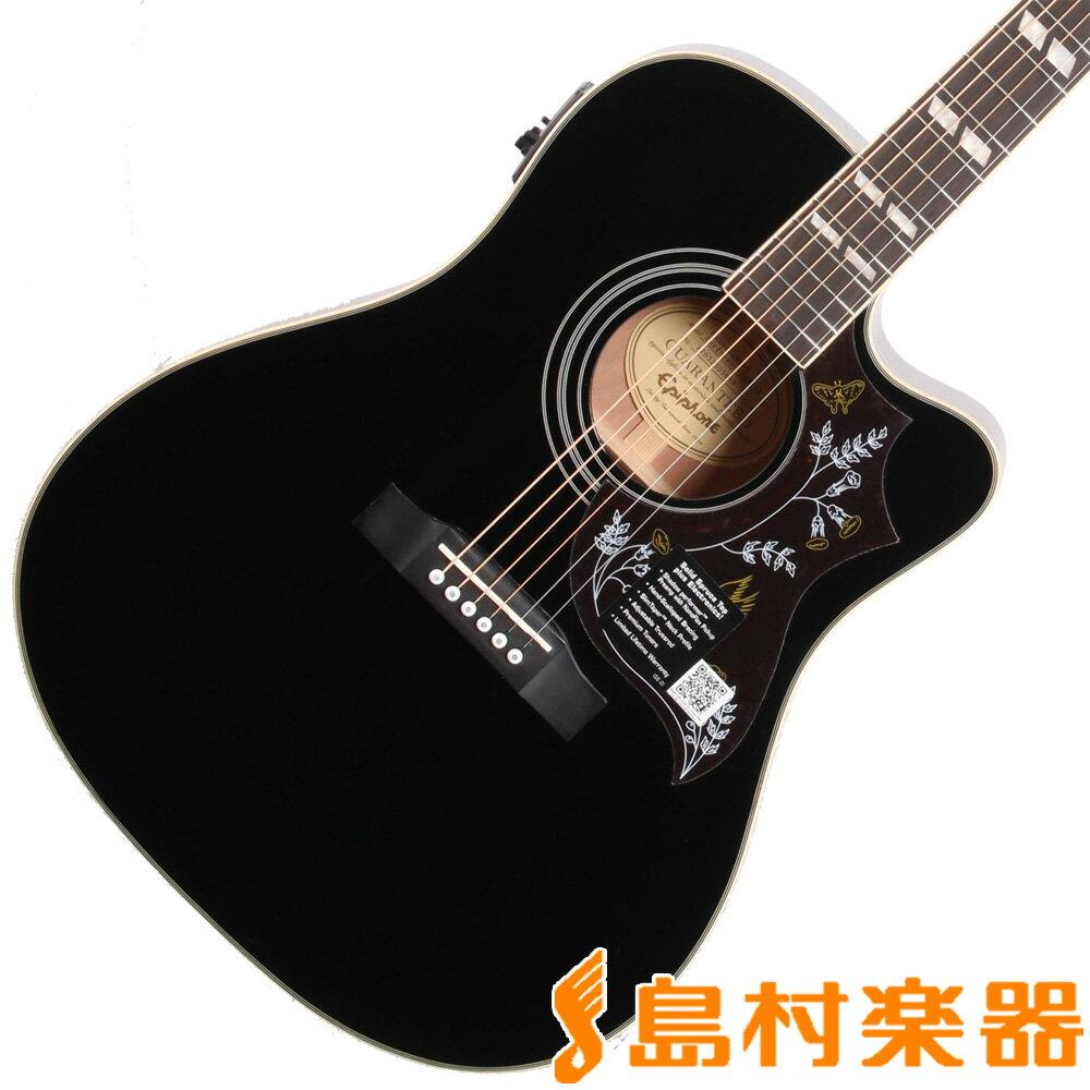 Epiphone Hummingbird Performer PRO Ebony エレアコギター 【エピフォン】
