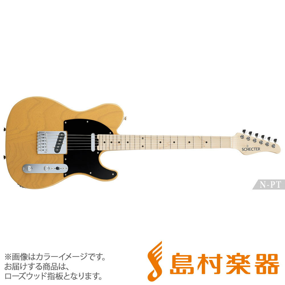 SCHECTER N-PT-AS/R BTS エレキギター N SERIES 【シェクター】