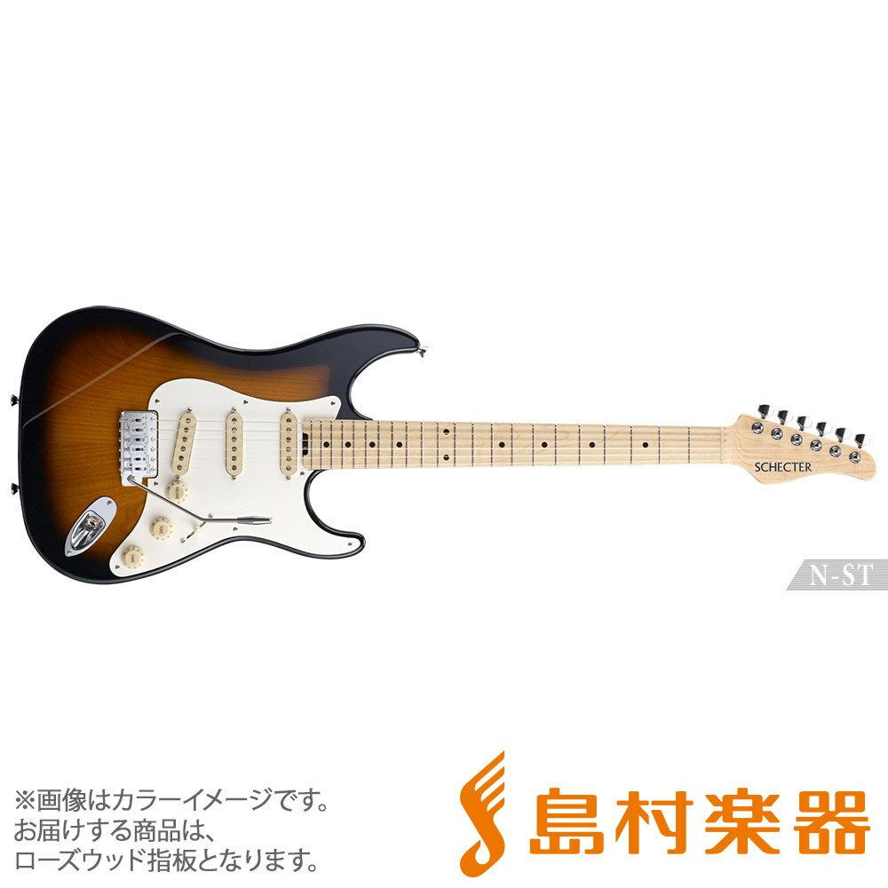 SCHECTER N-ST-AL/R 3TSB エレキギター N SERIES 【シェクター】