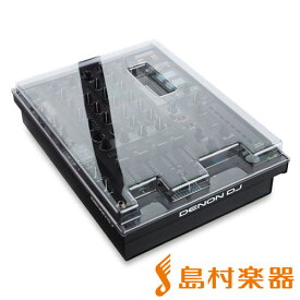 DECKSAVER DS-PC-X1800 [ Denon DJ X1800 Prime]用 機材保護カバー 【デッキセーバー】