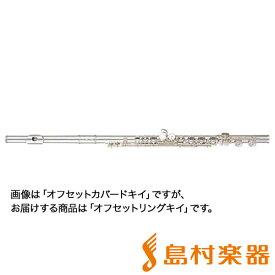 Miyazawa Atelier-1 RE/BR フルート 【オフセット リングキイ Eメカ付き】【C管】 【ミヤザワ アトリエ1】