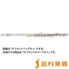 Miyazawa Atelier-3 E/COFSBR フルート 【オフセット カバードキイ Eメカ付き】 【ミヤザワ アトリエ3】