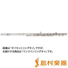 Miyazawa Atelier-3 R/INSBR フルート 【インライン リングキイ】 【ミヤザワ アトリエ3】