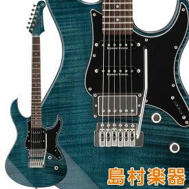YAMAHA PACIFICA612VIIFM IDB エレキギター インディゴブルー 【ヤマハ パシフィカ PAC612】
