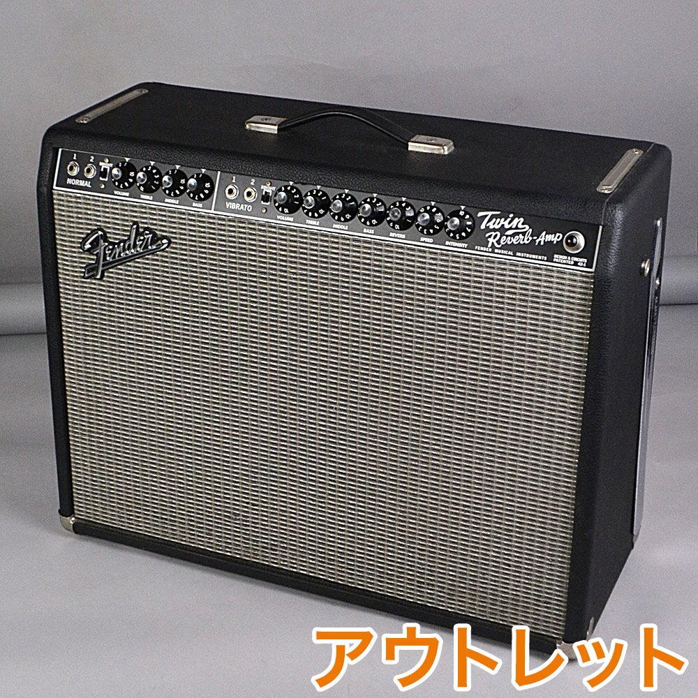 Fender 65TwinReverb ギターアンプ 【フェンダー ツインリバーブ】【りんくうプレミアムアウトレット店】【アウトレット】