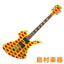 Burny MG-420S Yellow Heart hideコンプリートモデル エレキギター 【バーニー MG420S】【受注生産 納期数年 お問合せ…