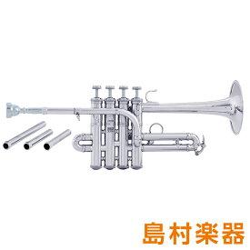 Bach AP190S SP Artisan ピッコロトランペット High B♭ A管 銀メッキ イエローブラス 【バック アルティザン】