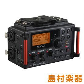 TASCAM DR-60DMKII カメラ用リニアPCMレコーダー/ミキサー 【タスカム】