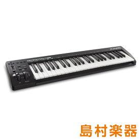 M-AUDIO Keystation49 MK3 49鍵盤 MIDIコントローラー 【Mオーディオ】