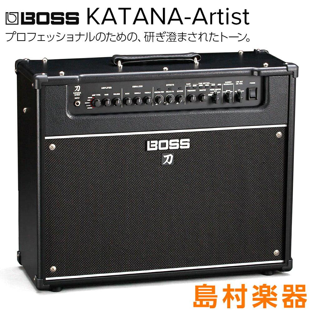 BOSS KATANA-ARTIST ギターアンプ コンボアンプ 【ボス】