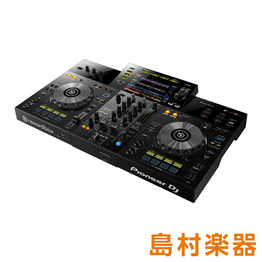Pioneer 【 rekordbox dj】付属 XDJ-RR 2CH オールインワンDJシステム 【パイオニア XDJRR】
