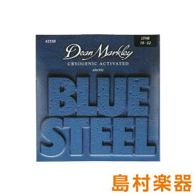 Dean Markley 2558 エレキギター弦 Blue Steel Electric LTHB 010-052 【ディーンマークレイ】