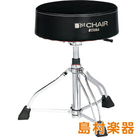 "TAMA HT850BC ドラムスローン 1st Chair ROUND RIDER XL HYDRAULIX ""CLOTH TOP"" 【タマ】"