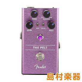 Fender The Pelt Fuzz コンパクトエフェクター ファズ 【フェンダー】