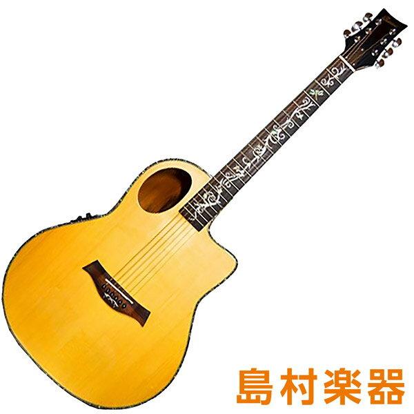 Rosso Arumard Cave Natural エレアコギター 【ロッソ】