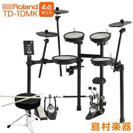 Roland TD-1DMK TAMAツインペダル付属4点セット 電子ドラムセット TD-1シリーズ 【ローランド】