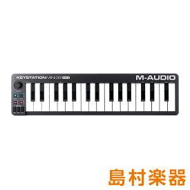 M-AUDIO Keystation Mini32 MK3 32鍵盤 MIDIキーボード 【Mオーディオ】